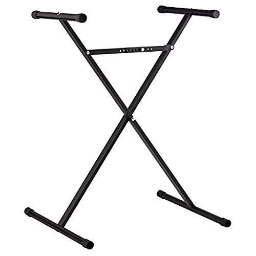 Casio ARST Single-X Adjustable Keyboard Stand , Black