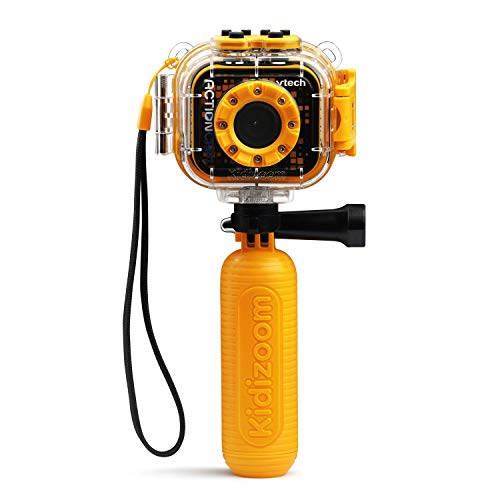 VTech KidiZoom Action Cam HD, Yellow
