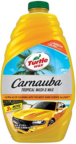 Turtle Wax Carnauba Wash & Wax 48. Fluidounces