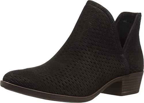 Lucky Brand Women's Baley Fashion Boot, Black, 9 Medium US