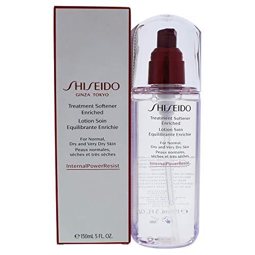 Shiseido Treatment Softener Enriched by Shiseido for Women - 5 Oz Treatment, 5 Oz