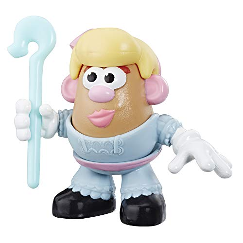 Mr Potato Head Disney/Pixar Toy Story 4 Bo Peep Mini Figure Toy for Kids Ages 2 & Up