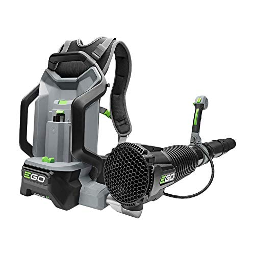 EGO Power+ LB6000 600 CFM Backpack Blower Battery & Charger Not Included , Grey/Black