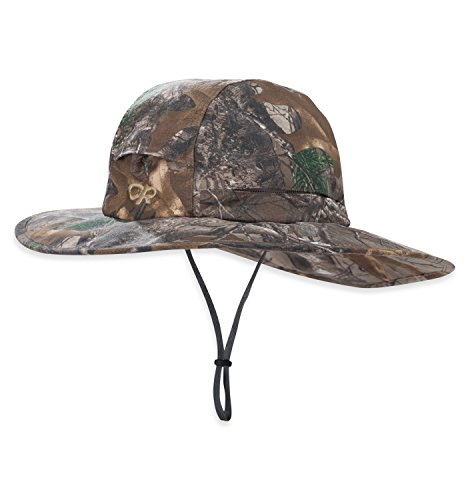 Outdoor Research Sombriolet Sun Hat Camo, Realtree Xtra, Large