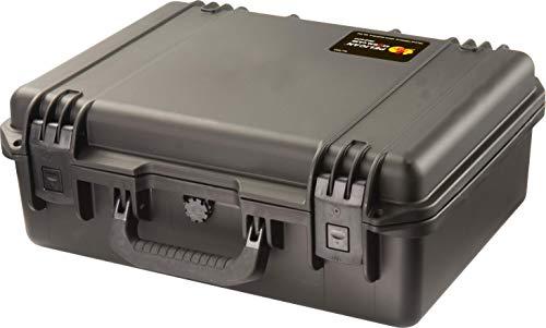 Pelican Hardigg Storm iM2400 Case With Foam (Black), One Size (IM2400-00001)