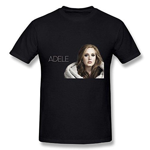 Adele 25 World Tour 2016 T Shirt For Men