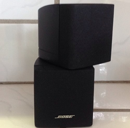 BOSE Double Cube Speaker black/2nd Generation [1ea]@ This Price[NOT-New]
