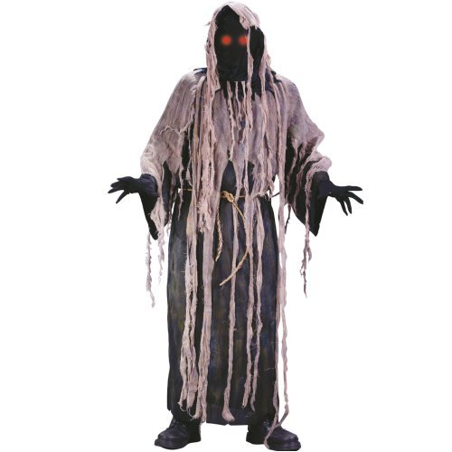 Fun World Gauze Zombie with Fading Eyes Adult Small/Teen Costume