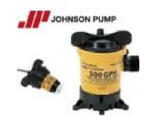 Johnson Pumps of America 32502 Marine 500 GPH Cartridge Bilge Pump