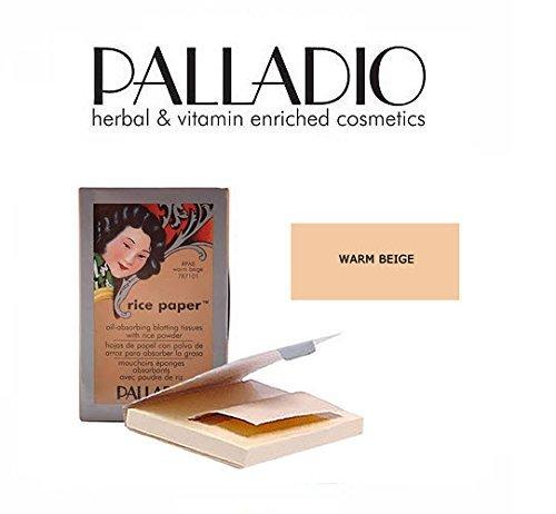 Pack of 3 Palladio Rice Paper RPA8 Warm Beige
