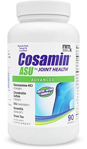 Cosamin ASU Joint Health Supplement - Advanced, Faster Acting Formula, 90 Capsules