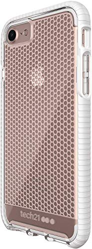 tech21 Evo Mesh for Apple iPhone 7/8/ and SE (2020) Phone Case - White (T21-5404)