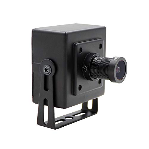 Global Shutter High Speed 120fps 720P Monochrome Black White Webcam UVC Plug Play Driverless OTG USB Camera with Mini Case