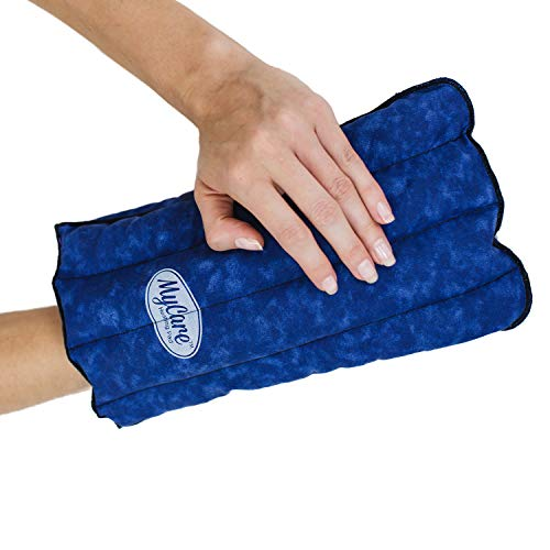 MyCare Heat Therapy Glove for Arthritis Stiff Soreness and Trigger Finger - Natural Moist Heat Pain Relief for The Hand for Small to Medium Size Hand