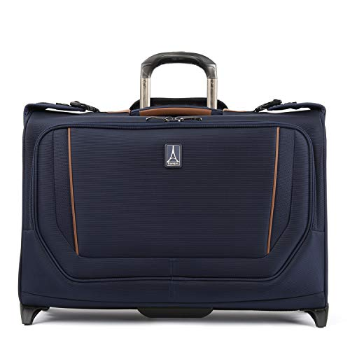 Travelpro Crew Versapack-Carry-on Rolling Garment Bag, Patriot Blue, One Size