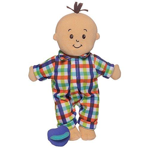 Manhattan Toy Wee Baby Fella 12' Boy Baby Doll