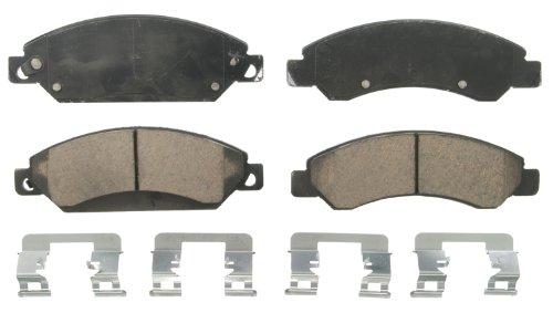 Wagner QuickStop ZD1092 Ceramic Disc Brake Pad Set