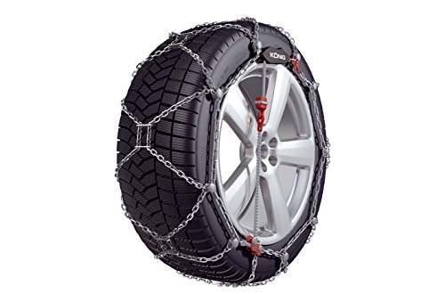 KÖNIG XG-12 PRO 265 Snow Chains, Set of 2