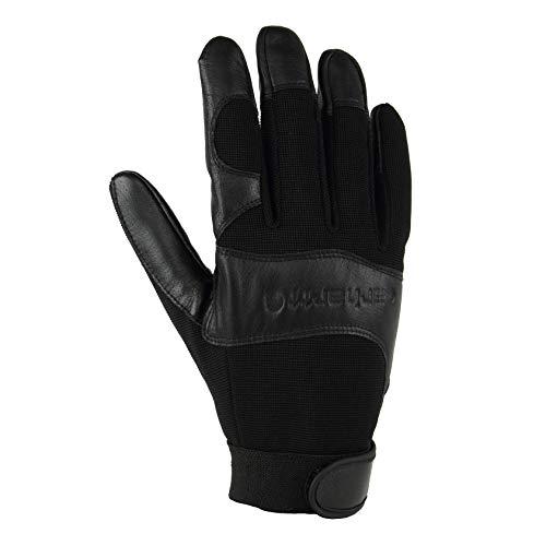 Carhartt Men's The Dex II High Dexterity Glove, Black, Large