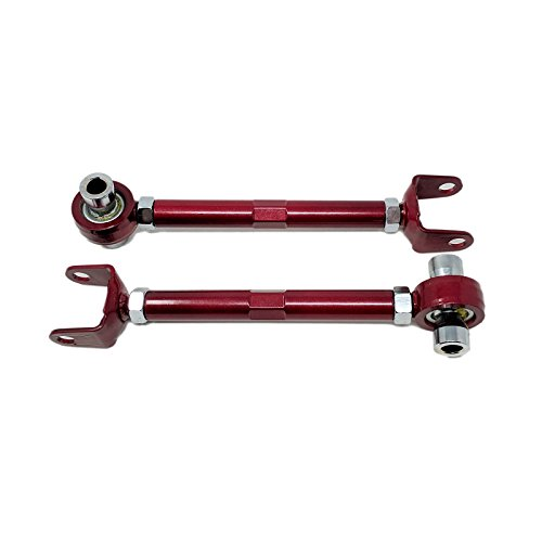 Godspeed AK-027-B Adjustable Camber Rear Lateral Arms, Set of 2, compatible with Mitsubishi Galant 1994-03