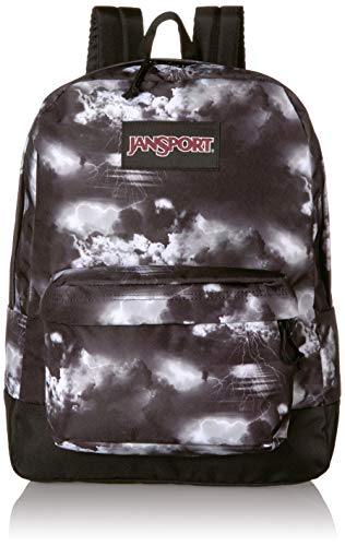 JanSport Black Label Superbreak Lightning Clouds One Size