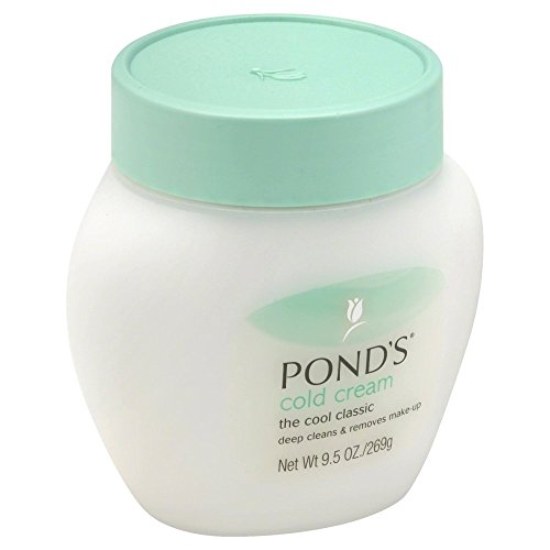Pond's Cold Cream Cleanser 9.5 oz (Pack of 2)