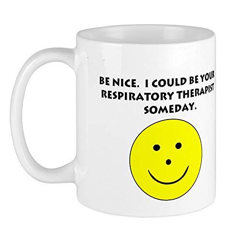 CafePress Respiratory Therapist Gifts Mug Unique Coffee Mug, Coffee Cup