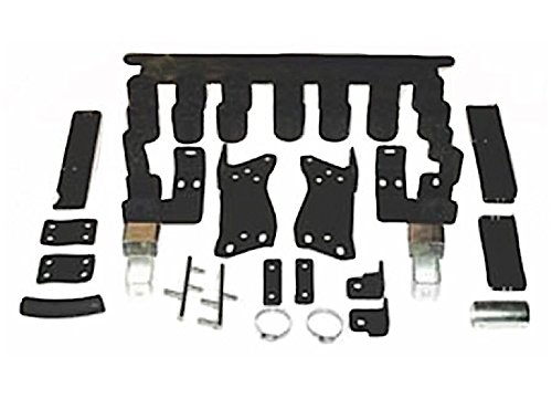 Performance Accessories, Chevy/GMC Silverado/Sierra 1500 Gas 2WD and 4WD 3' Body Lift Kit, fits 2003 to 2005, PA10133, Made in America