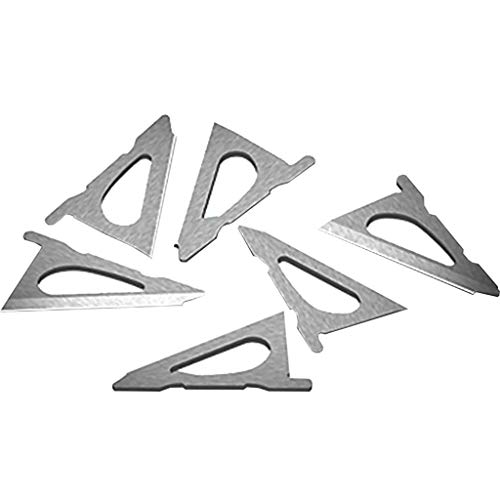 G5 Outdoors Striker V2 Replacement Blade Kit 9 Pack, Silver
