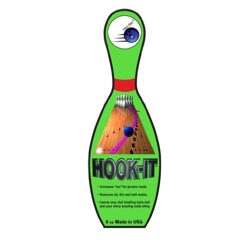 Neo Tac 6 Ounce Hook It Bowling Ball Cleaner