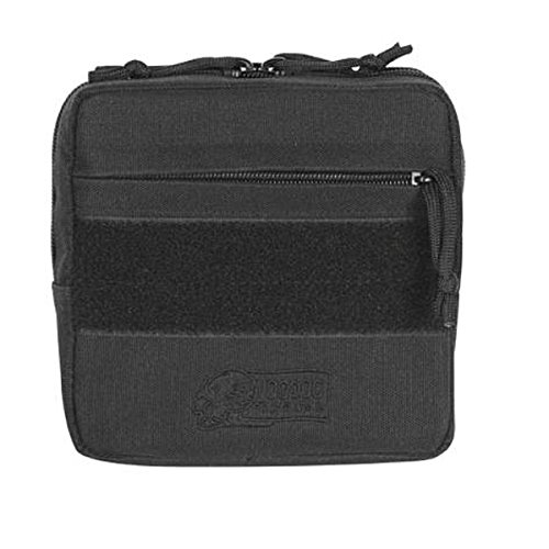 VooDoo Tactical 20-0019001000 First Aid Pouch, Black