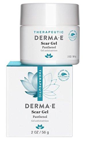 Derma E Scar Gel, 2 ounces. Pack of 2