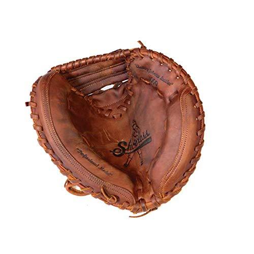 SHOELESS JOE 30' Joe Junior Series Baseball Catcher's Mitts, Right Hand Throw