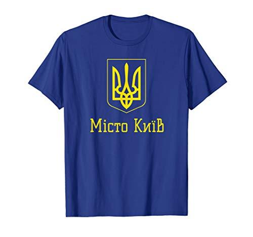 Kiev, Ukraine - Ukrainian T-shirt
