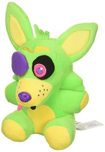 Funko Plush: Five Nights at Freddy's - Foxy Neon Plush Collectible Plush