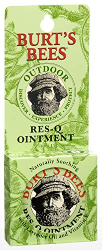 Burt's Bees 100% Natural Multipurpose Res-Q Ointment, 0.6 Oz (Package May Vary)