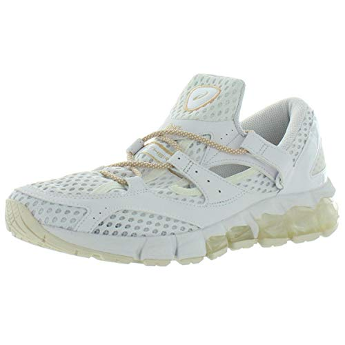 ASICS Women's Gel-Tarther 180 Shoes, 6.5, White/White