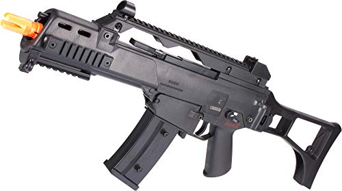 Evike H&K G36C Competition Series Airsoft AEG Rifle by Umarex (Color: Black)