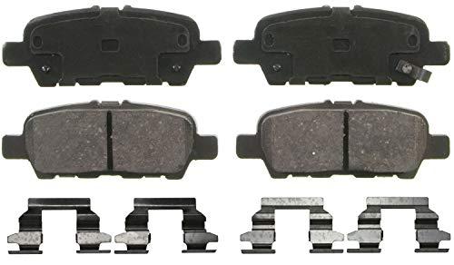 Wagner QuickStop ZD1393 Ceramic Disc Brake Pad Set