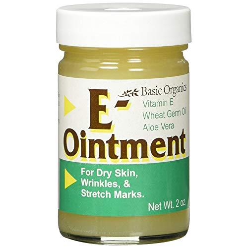 Basic Organics E-Ointment 2 oz (Pack of 6)