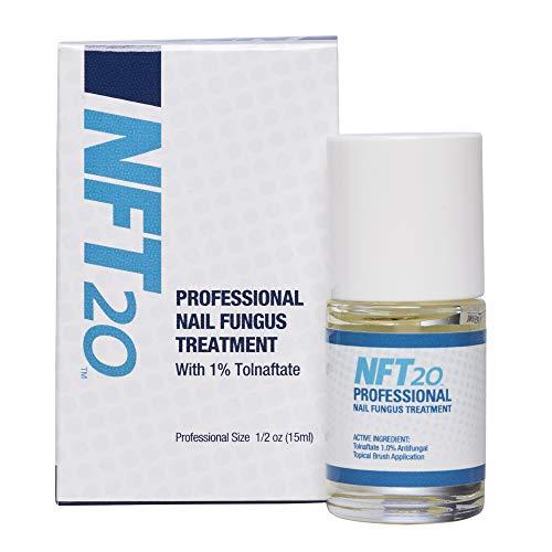 Regenepure, NFT20, Topical Nail Fungus Treatment with Tea Tree Oil, 0.5 oz