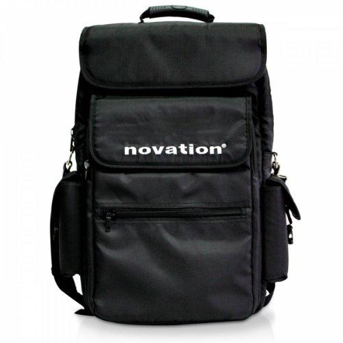 Novation 25 Backpack-Style Soft Carry Case for 25-Key MIDI Controller Keyboards, Black