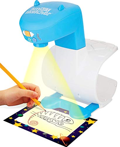 smART Sketcher SSP213 Learn To Draw, Blue/White