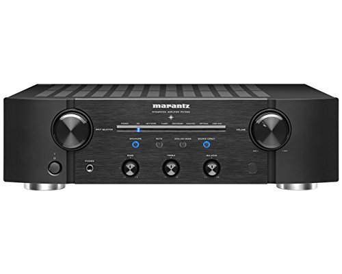 Marantz PM7005 High Class Integrated Amplifier with Digital Inputs and Full Discrete Current Feedback Amplifier