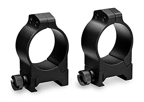 Vortex Optics Pro 1-inch Riflescope Rings - Medium Height (0.88 in)