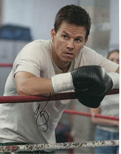 MARK WAHLBERG SIGNED AUTOGRAPH 11x14 PHOTO - FIGHTER, TED, THE DEPARTED, DONNIE - Movie Photos