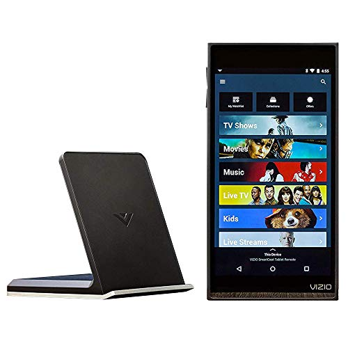 Vizio XR6M10 6' Touch Screen Android Tablet with Bluetooth and Smartcast Capabilities.