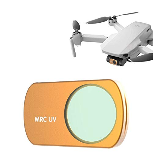 QKOO Drone Filters Camera Accessories for DJI Mavic Mini Lens Gimbal Protector Filter UV MC-UV Filter Protector for Mavic Mini Drone