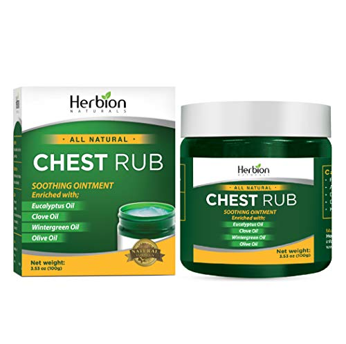 Chest Rub - 3.53 OZ