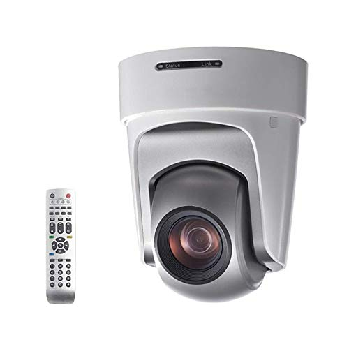LINOVISION HD1080P 20X Zoom 3G-SDI RTMP IP Live Streaming PTZ Camera Broadcast Camera Auto Tracking Support RTMP Streaming to YouTube Facebook WOWZA with HDMI HD-SDI Output WiFi Mobile App
